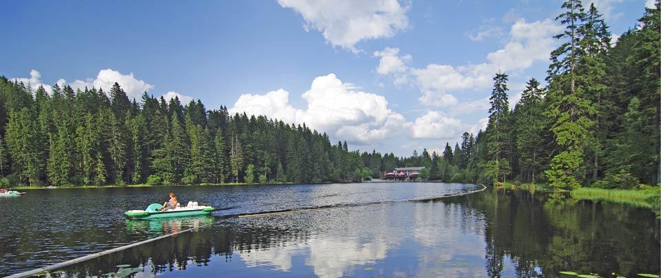 Sehenswertes in der Region um das Hotel Ranzinger im Bayerischen Wald