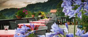 Panorama Landgasthof Ranzinger Bayerischer Wald | Slidermotv auf der Startseite
